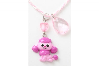 Sweet and Sassy Poodle Necklace