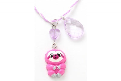 Sweet and Sassy Sloth Necklace