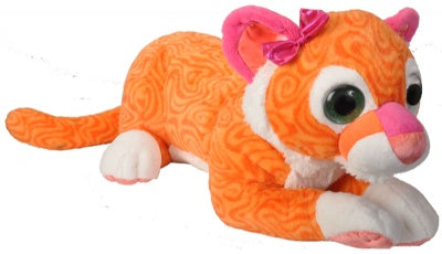 Sweet & Sassy Wildly Colorful Tiger