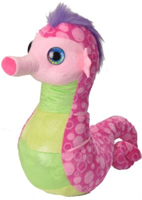 Sweet & Sassy Wildly Colorful Sea Horse (30')