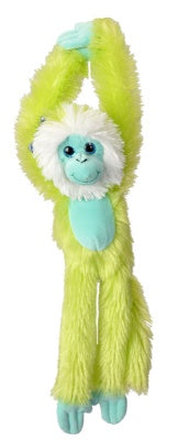 Sweet & Sassy Wildly Colorful Green Monkey