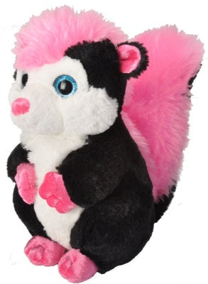 Sweet & Sassy Wildly Colorful Skunk