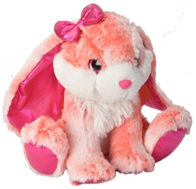 Sweet & Sassy Wildly Colorful Bunny