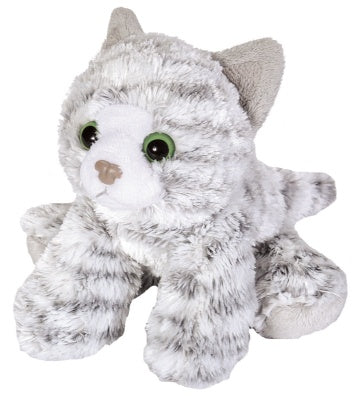 Hug'Ems Grey Tabby Cat