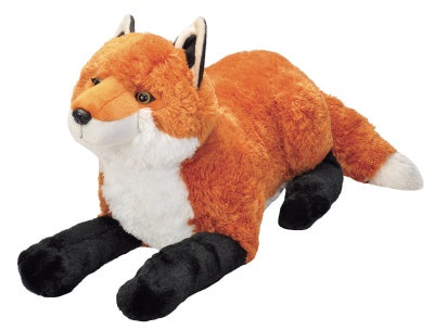 Cuddlekins Jumbo Fox (30-inch Stuffed Animal)