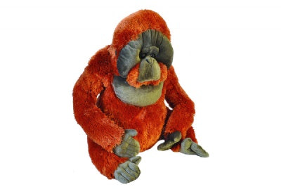 Little Biggies Orangutan (30-inch Stuffed Animal)