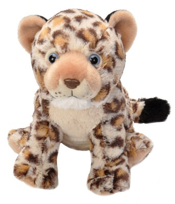 Cuddlekins Leopard Cub (12-inch Stuffed Animal)