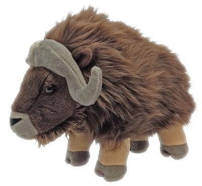 Cuddlekins Musk Ox (12-inch Stuffed Animal)