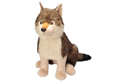Little Biggies Wolf (30-inch Stuffed Animal)