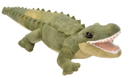 Cuddlekins Mini Alligator (8-inch Stuffed Animal)
