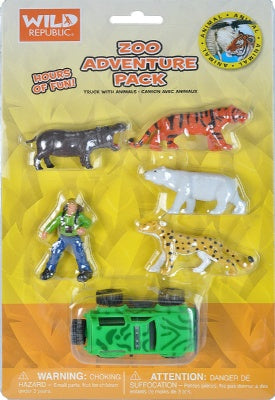 Animal Adventure Pack: Zoo