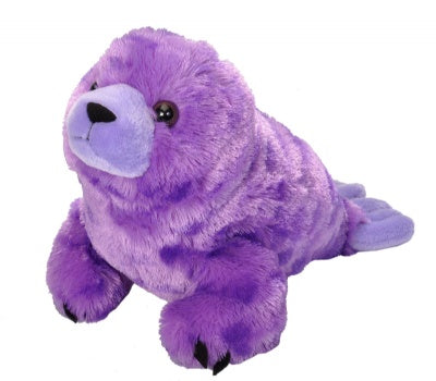 CuddlekinsVibes Harbor Seal Purple