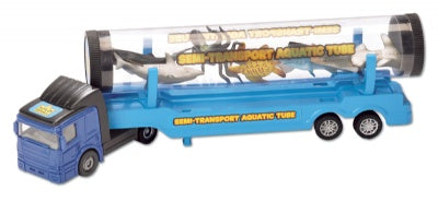 Aquatic Tube Transport Truck