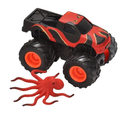 Octopus Adventure Mini-Truck