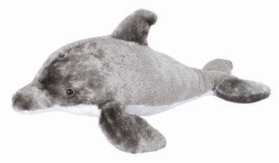 Cuddlekins Dolphin (12-inch Stuffed Animal)