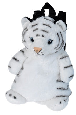 Backpack: White Tiger