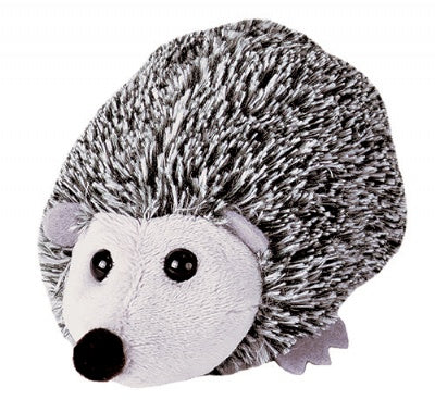 Small Black Hedgehog Stuffed Animal
