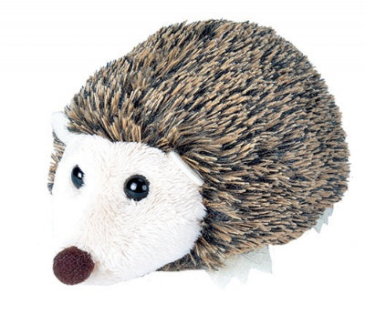 Small Brown Hedgehog Stuffed Animal