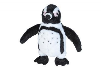 Cuddlekins Mini Black Footed Penguin (8-inch Stuffed Animal)