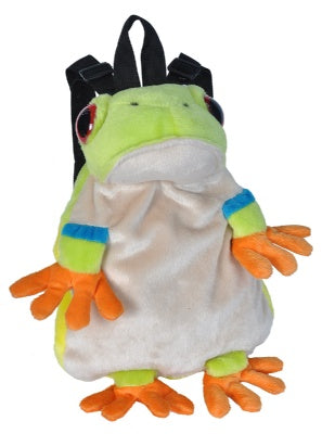 Backpack: Red-eyed Tree Frog