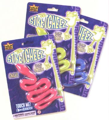 Glow-in-the-Dark Stretcheez Snake