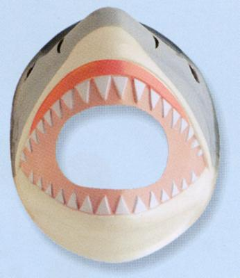 Shark Mask (Foam)