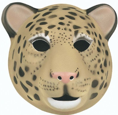 Leopard Mask (Foam)
