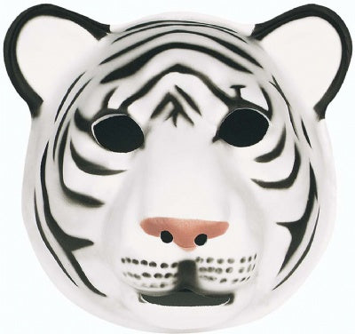 White Tiger Mask (Foam)
