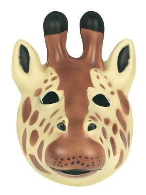 Giraffe Mask (Foam)