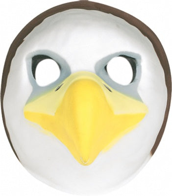 Bald Eagle Mask (Foam)