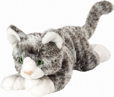 Paws & Claws Gray Tiger Cat