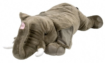 Jumbo Plush Cuddlekins Elephant