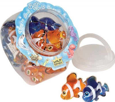 Clownfish Bath Gel (1 pouch)