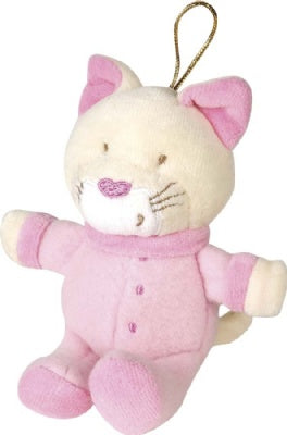 Jr. Jungle: Itsy Bitsy Pink Kitty