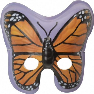 Super Comfort Foam Monarch Butterfly Mask