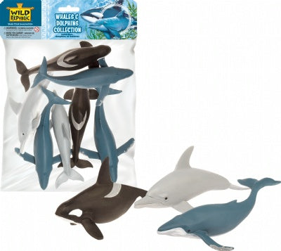 Whales & Dolphins Bag