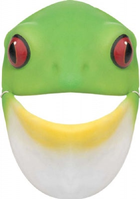 Super Comfort Foam Frog Mask