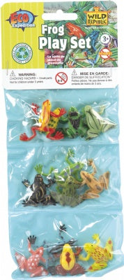 Frog Triple Polybag Mini