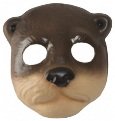 Super Comfort Foam River Otter Mask