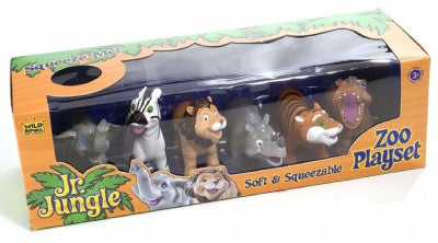 Junior Jungle Safari Playset