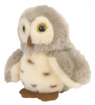 Small Plush Owl