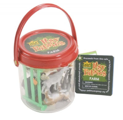 Itsy Bitsies Bucket: Farm