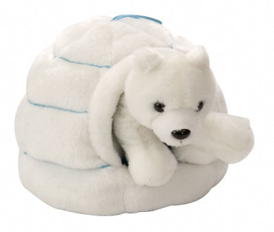 Igloo with Polar Bear