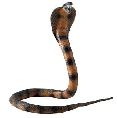 Posable Coiling Cobra (Incredible Creatures)