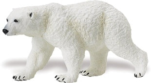 Wild Safari Polar Bear Adult