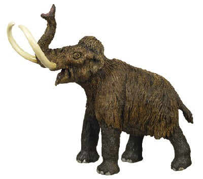 Wild Safari Woolly Mammoth Adult