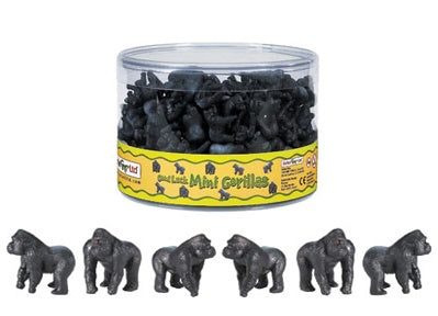 Mini Gorillas (1 Gorilla)