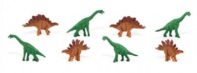 Mini Brachiosaurus & Stegosaurus Assortment(1 Dino)