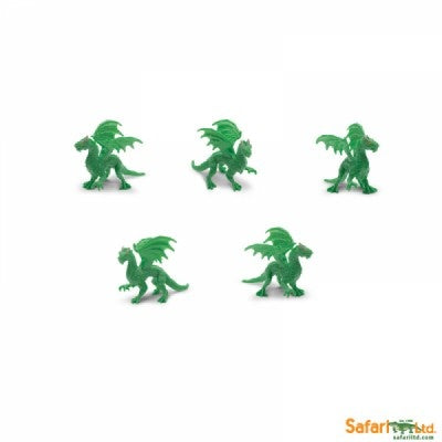 Mini Forest Dragons (1 Dragon)