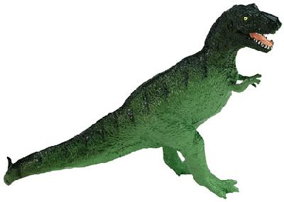 Tyrannosaurus Rex - Green (The Carnegie Collection)